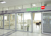 Открытие фирменного салона качественной и красивой мебели Anrex!