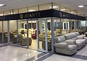 Открытие флагманского салона «Avanti»!