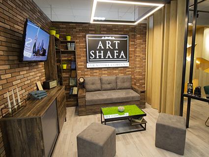 Искусство создавать новое: Открытие  уникального салона «ARTSHAFA»!